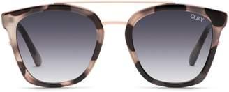 Quay 55MM Oversized Square Sunglasses
