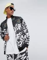 Asos x MTV Jersey Track Jacket