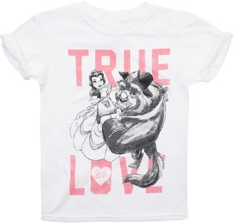 Disney Girl's True Love Dancing T-Shirt