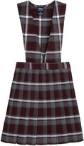 JCPenney French Toast Plaid Jumper - Girls 7-16