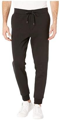 Polo Ralph Lauren Double Knit Tech Fleece Pants (Polo Black) Men's Casual Pants