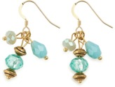 Alex and Ani Tide Drop Earrings