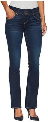 Low Rise Boot Cut Back Flap Pocket Jeans Women Shopstyle