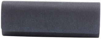 Gregory Ladner Lurex Flap Over Clutch Bag