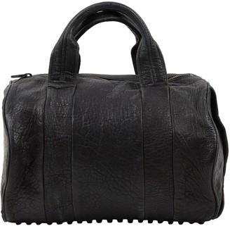 Alexander Wang Rocco Black Leather Handbags