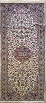 """Rugstc 2'8""""x8'5"""" Pak Persian High Quality Area Rug with Wool Pile - Kashan Design 