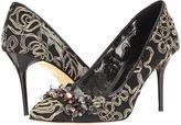 Oscar de la Renta Jacky 85MM Women's Shoes