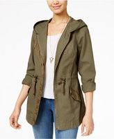 American Rag Hooded Utility Jacket, Only at Macy's