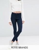 Vero Moda Petite Indigo Skinny Jeggings