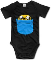 Wuliwuli Adventure Time The Dog Jake Baby Onesie Baby Bodysuit