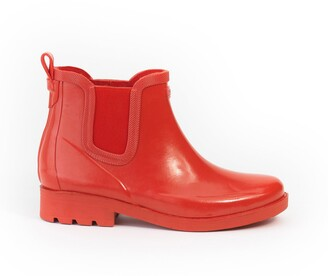 Aigle Carville Ankle Boot Chelsea Wellies