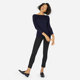 Everlane The Luxe Wool Ribbed Boatneck