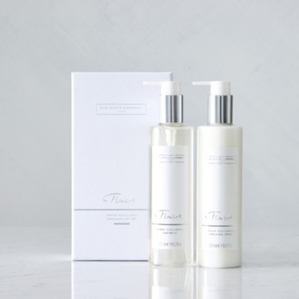 The White Company Flowers Hand & Nail Gift Set, No Colour, One Size