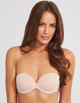 Fashion Forms Go Bare Backless Strapless Push Up Bra