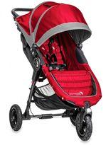 Baby Jogger City Mini® GT Single Stroller in Crimson/Grey