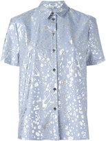 Kenzo Voodoo Charms shirt - women - Cotton - 38