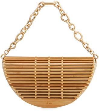 Cult Gaia Celine Bamboo Shoulder Bag