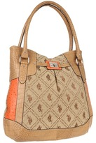 U.S. Polo Assn. USPA Superstition Tote (Chino) - Bags and Luggage