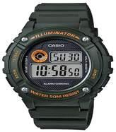 Casio Men's Digital Watch - Green
