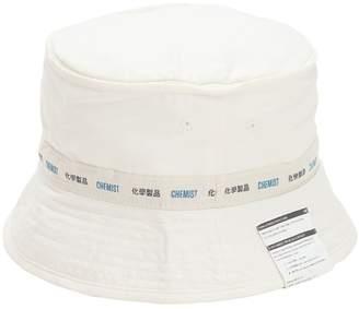 C2H4 Workwear Logo Band Bucket Hat