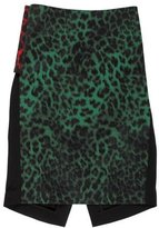 Roland Mouret Maseru Printed Skirt w/ Tags