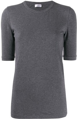 Brunello Cucinelli slim fit T-shirt