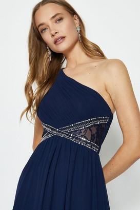 Coast Trim Maxi Dress
