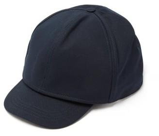 Raf Simons Doubled Cotton Cap - Mens - Dark Navy