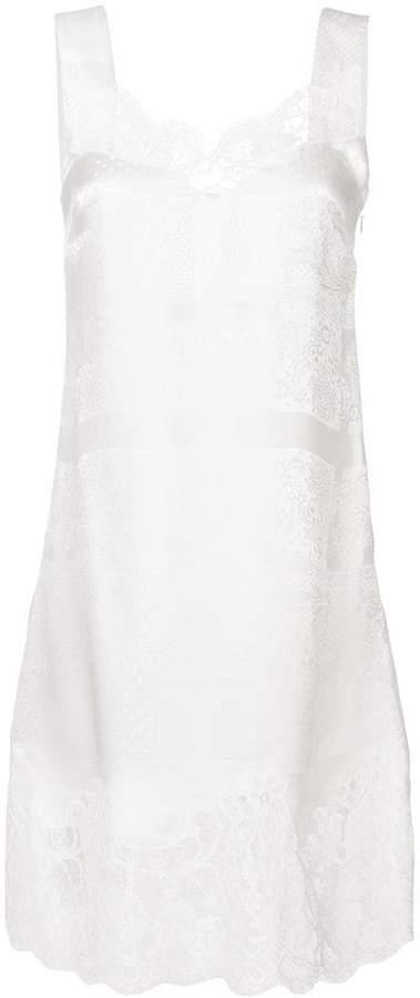 Givenchy lace slip dress