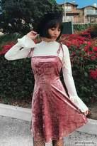 Forever 21 Velvet Cami Dress