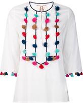 Figue 'Zita' tunic - women - Cotton - XS