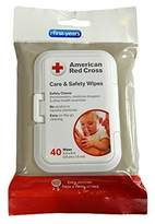 American Red Cross Care and Safety Wipes