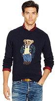 Polo Ralph Lauren Polo Bear Cotton-Blend Sweater