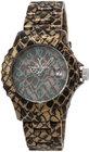 toywatch imprint reptileplasteramic bracelet watch taupe