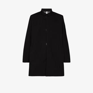Descente Sun Shield Bal collar coat