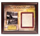 Steiner Sports Joe DiMaggio Diaries Collage