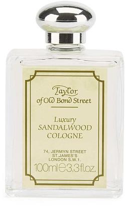 Taylor of Old Bond Street Sandalwood Cologne (100ml)