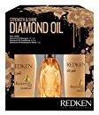 Redken Diamond Oil- Shampoo, Conditioner & Oil