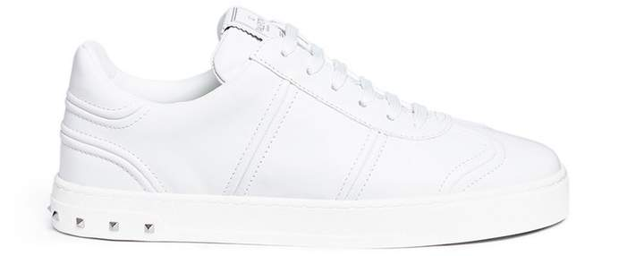 Valentino 'Flycrew' leather sneakers