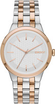 DKNY NY2464 park slope stainless steel watch