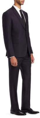 Emporio Armani Modern-Fit Wool Suit