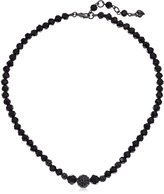 "Carolee 8-10 mm Grad Necklace, 16"" + 2"" Extender"