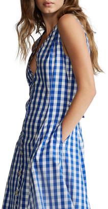 Polo Ralph Lauren Gingham Cotton Dress