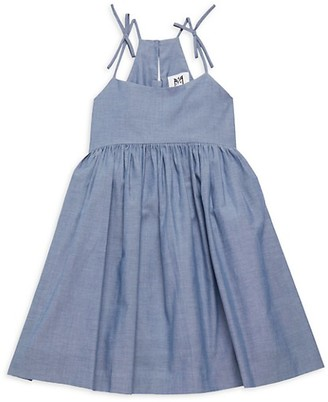 Milly Girl's Bow Tank Dress