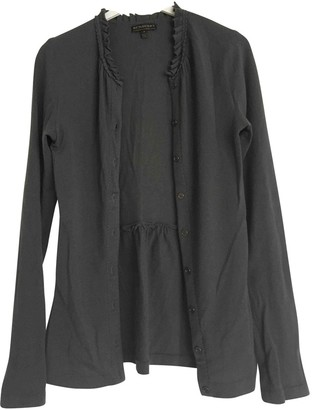 Burberry Anthracite Cashmere Knitwear for Women