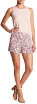 French Connection Bacongo Daisy Drape Short