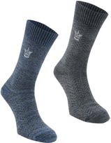 Firetrap 2 Pack Boot Sock