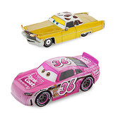 Disney Tex Dinoco and Reb Meeker Die Cast Car Set - Cars 3