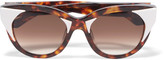 Thierry Lasry Aristocracy cat-eye acetate sunglasses