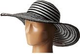 Echo Metallic Ribbon Floppy Hat